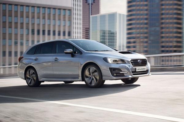 Subaru toppar AutoIndex 2018